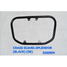 CRASS GUARD-SPLENDOR(BLACK)(OE) -D00904